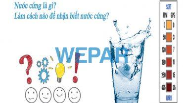 Nước cứng là nước có chứa nhiều các ion nào? ca2 + mg2 +