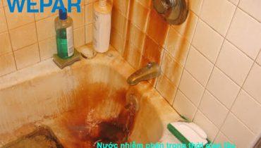 6 Tác hại của việc uống nước nhiễm phèn lâu ngày đối với cơ thể