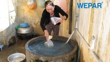 10 Cách khử nước giếng mới đào hết mùi hôi, tanh uống ngay được