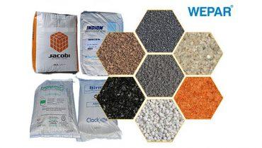Tên các loại vật liệu lọc nước giếng bị nhiễm phèn hay sử dụng