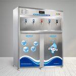 Máy lọc nước nóng lạnh công nghiệp wepar 5 vòi